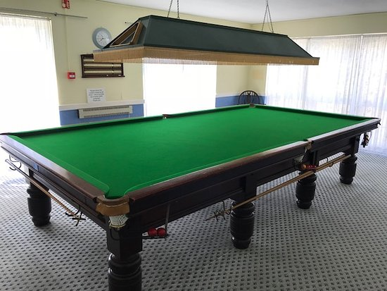 Moorhead Country Holidays: Snooker Room