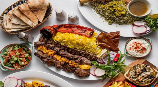 Baulkham Hills, Australië: The Taste of Persia!
