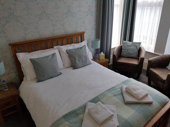 The Tennyson: Room 4, Double en-suite