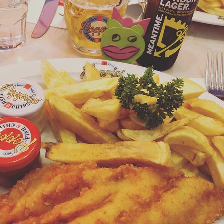 Poppies Fish & Chips Foto