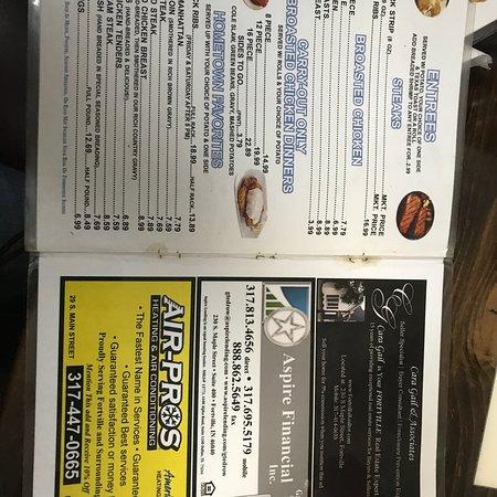 Fortville, IN: Broadway Diner