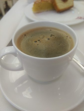Hotel Colombina: the coffee was really good!