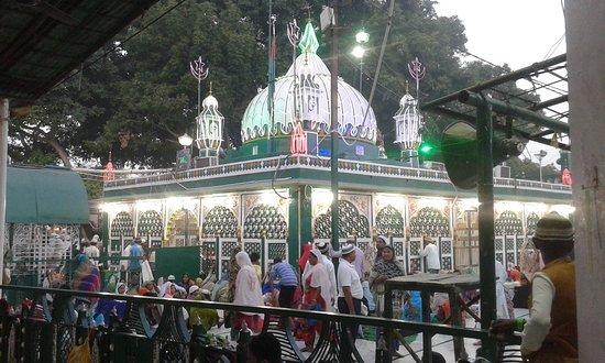 Roorkee, Indien: Dargah of Hazrat Sabir Pak
