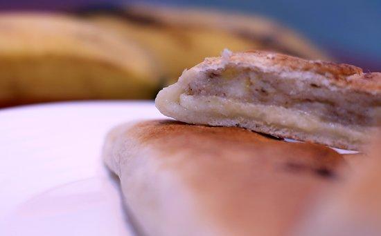 Arabe da praia: Esfiha de Banana com Queijo