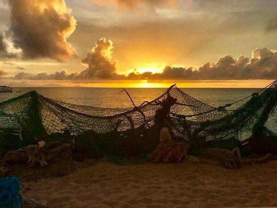 Crab Hill, Antigua: Sunset