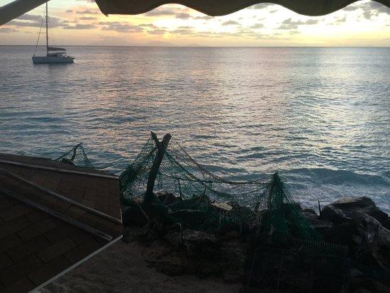Crab Hill, Antigua: Upper deck