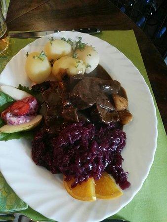 Креммен, Германия: Immer wieder lecker und gemütlich!