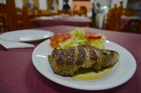 Aljaraque, Espanha: Nuestras carnes, de primera calidad.