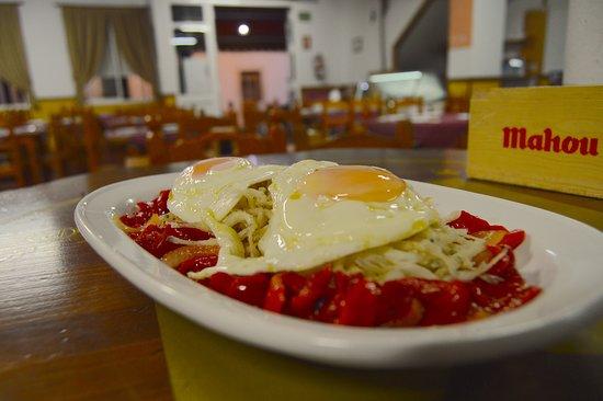 Aljaraque, Espanha: Exquisitos platos.