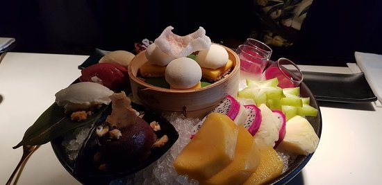 Dinner Bar & Restaurant: Dessert
