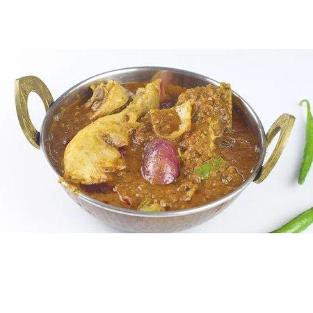 Namaste Bistro: Chettinad Chicken Curry