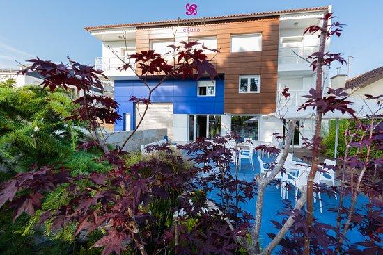 Nuevo Norat Sanxenxo, hoteles en Sanxenxo