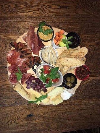 Rioja Tapas Restaurant: Rioja Platter