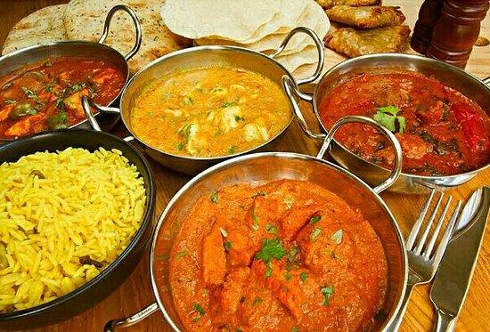 Foto de Akbar Indian and Thai Restaurant