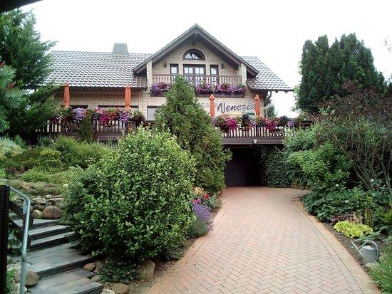 Goseck, Allemagne : Eiscafe