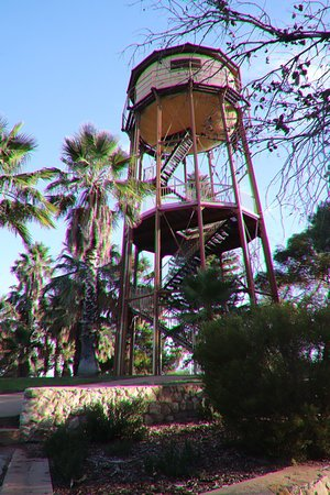 The Water Tower Lookout