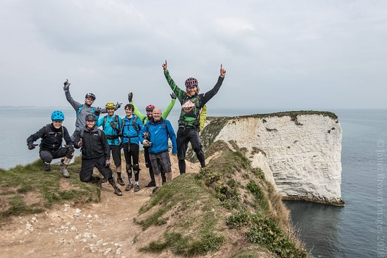 Lancing, UK: Our monthly Purbeck and Old Harry Rocks Day Tripper