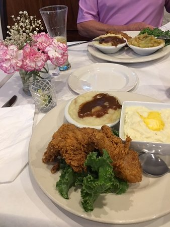 Southern Kitchen: Mama's fried chicken