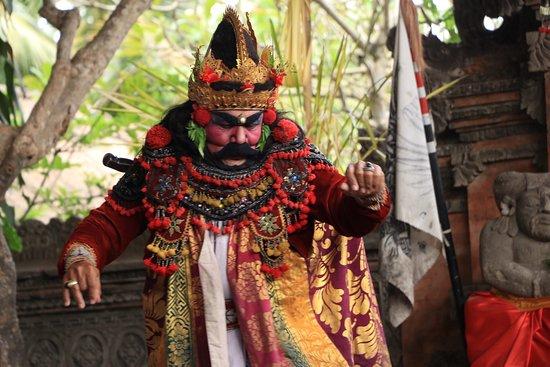 Cultural show Bali