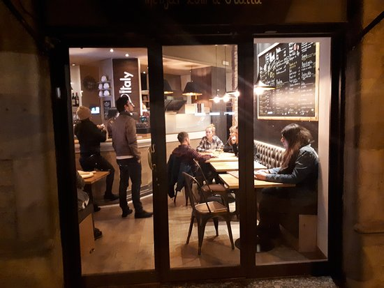 We love italy, Pasta & Pizza, Restaurante: we love italy, we love you
