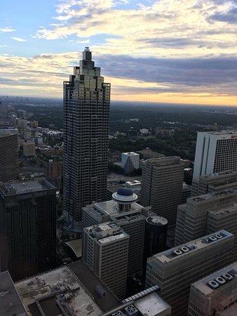 The Westin Peachtree Plaza, Atlanta: Daytime view - 65th floor