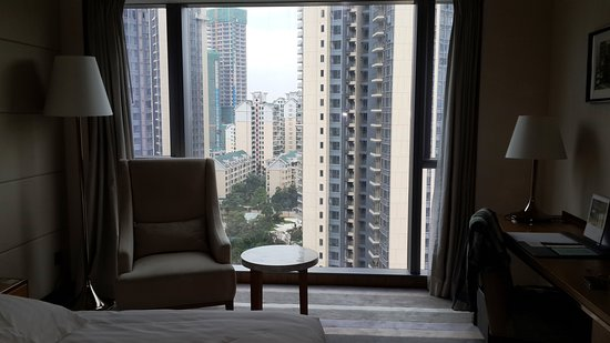 Pullman Zhuhai: From the bedroom