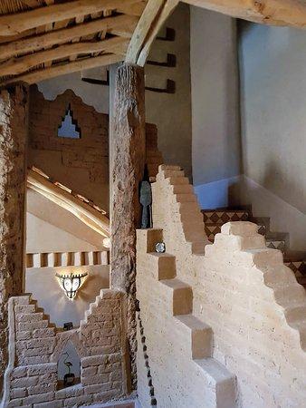 Dar Blues: escada