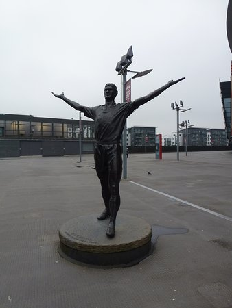 Statue of Tony Adams