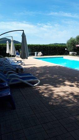 La Groletta: La piscina
