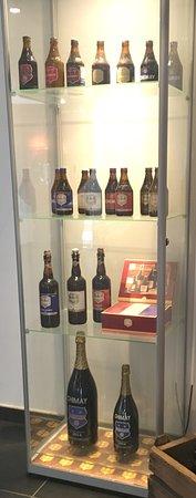 L'abbaye Notre-Dame de Scourmont: Beer Selection
