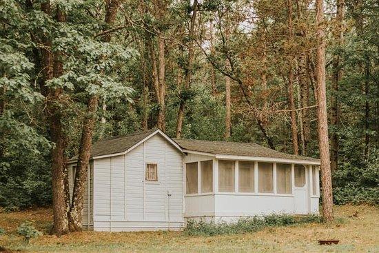 Glennie, Мичиган: 1 bdrm cabin