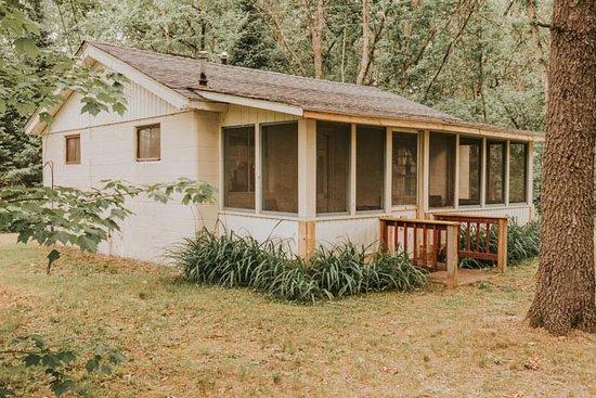 Glennie, Мичиган: 2 Bdrm cabin