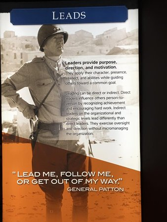 Fort Knox, KY: George S. Patton