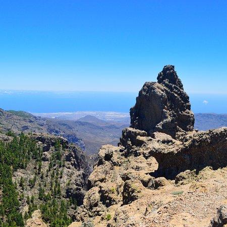 Pico de las Nieves – fénykép