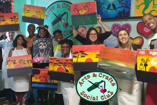 Arts & Crafts Social Club