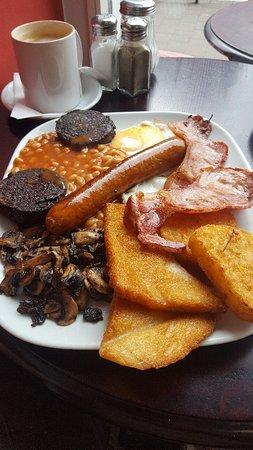 Fatboys Caffe: Full english
