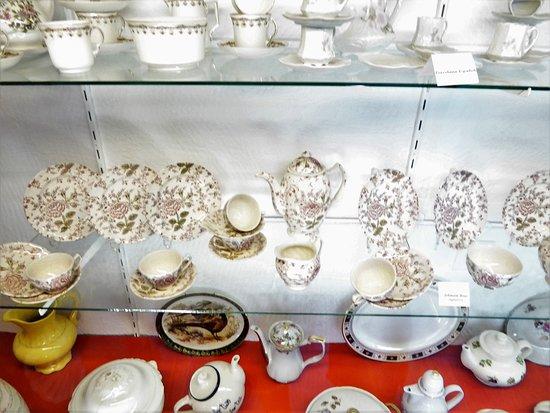 Museo De Coleccionismo: Juego de té