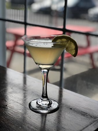 The Three Sisters Pub: signature Martinis