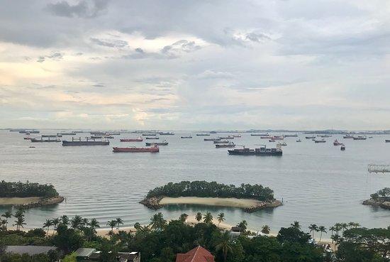 Фотография Singapore Cable Car (Sentosa)