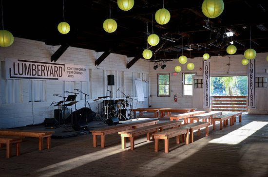 LUMBERYARD Contemporary Performing Arts