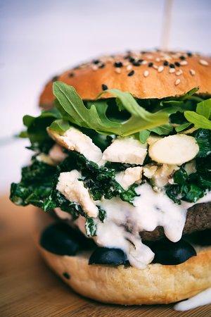 Grillpoint: Burger battle - California