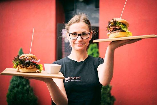 Grillpoint: Burgery