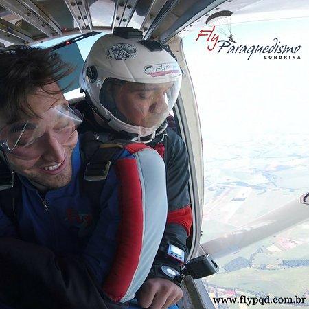 Fly Paraquedismo: A hora chegou...