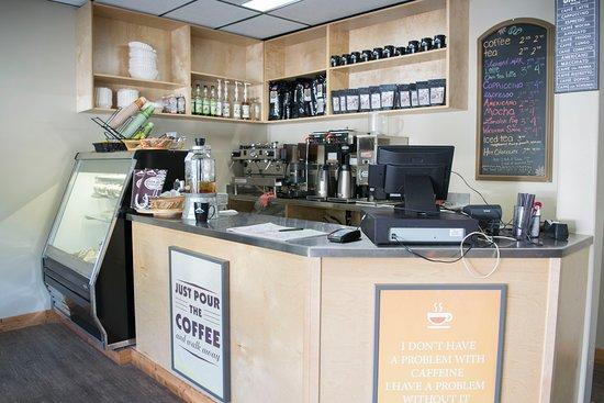 Pearls Cafe: Coffee Bar
