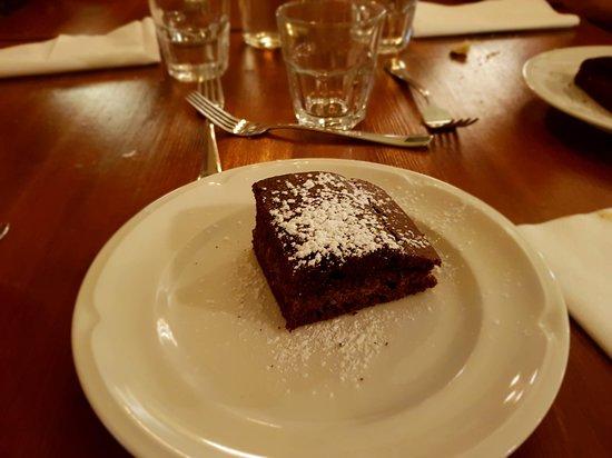 U Dvou Pánů: dessert