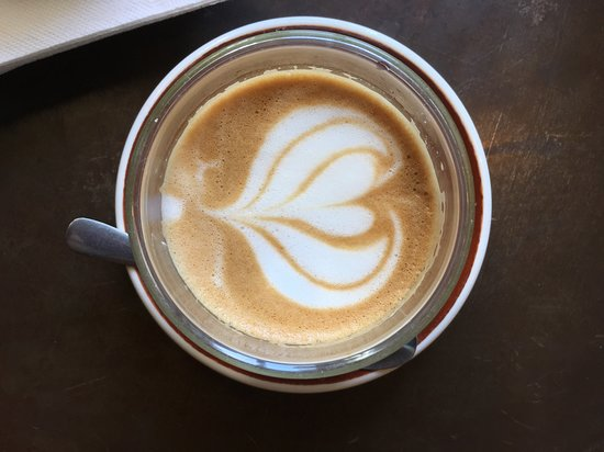 Doubleshot Coffee Bar: Ultimate flat white @ DS