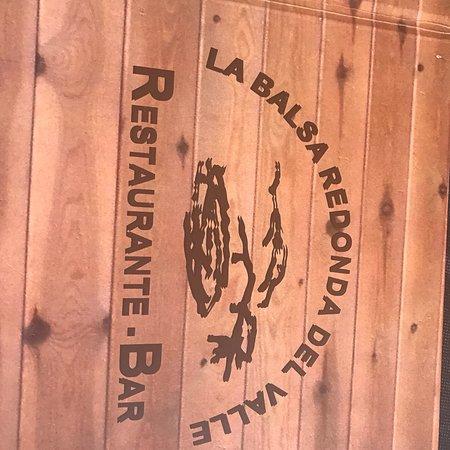 Restaurante La Balsa Redonda del Valle