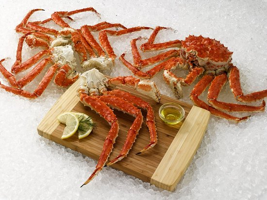 The Lobstore: King Crab Legs