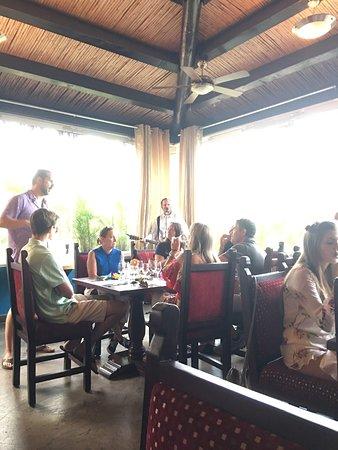 Don Sanchez Restaurant: live music in the tasting room