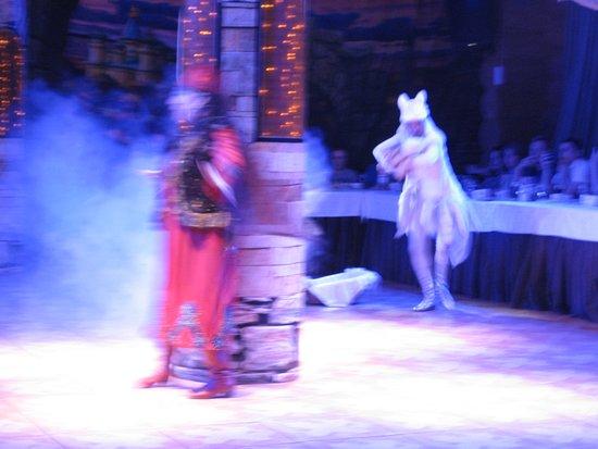 Theatre Folk Show Kazan: танец